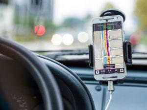 Tiny House mobil Navigation App