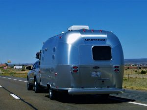 Tiny House mobil Anhänger Airstream