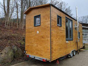 Tiny House im bayrischen Wald
