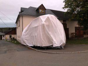 Tiny House Dachstuhl