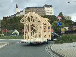 Tiny House Kreisverkehr